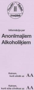 informacija par aa